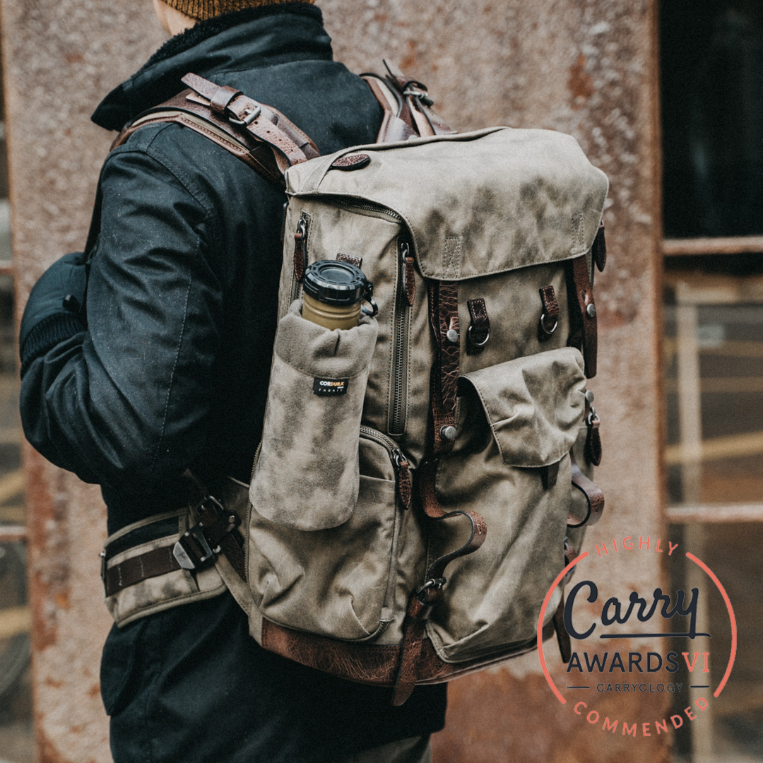 Wotancraft Commander Camera Backpack