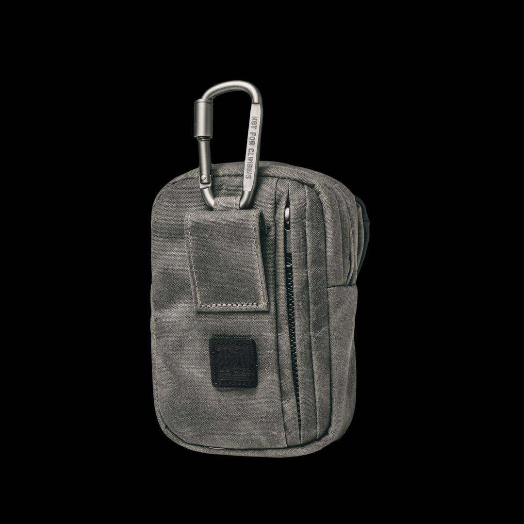 """BOMBER"" CORDURA ® NYLON UTILITY BELT POUCH (size XS)"