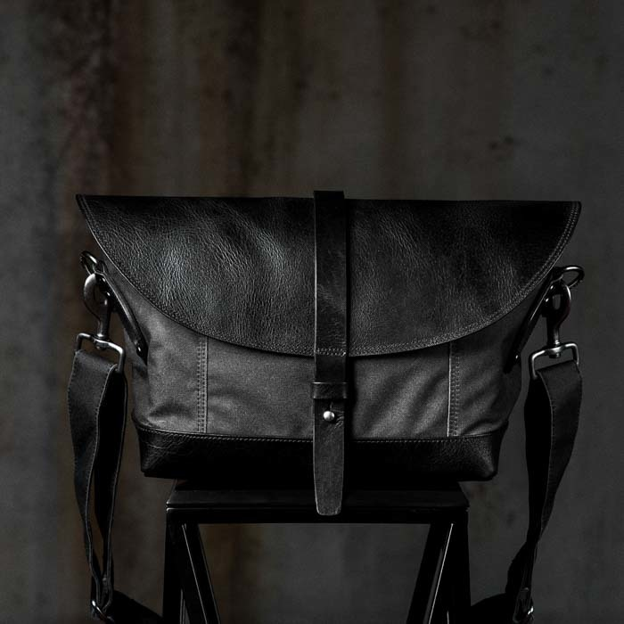 """MESSENGER"" CORDURA ® NYLON SHOULDER BAG"