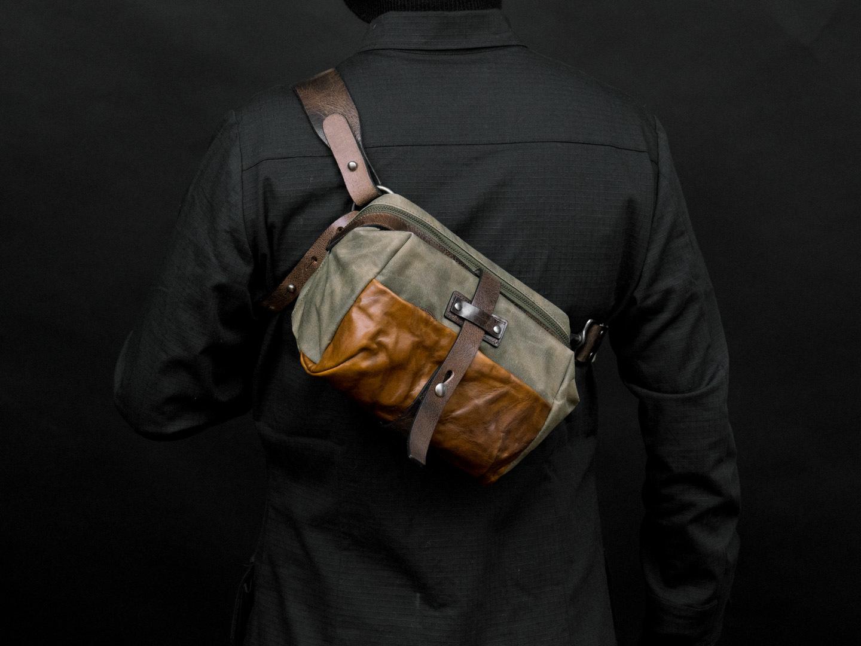MINI RIDER, sling carry.