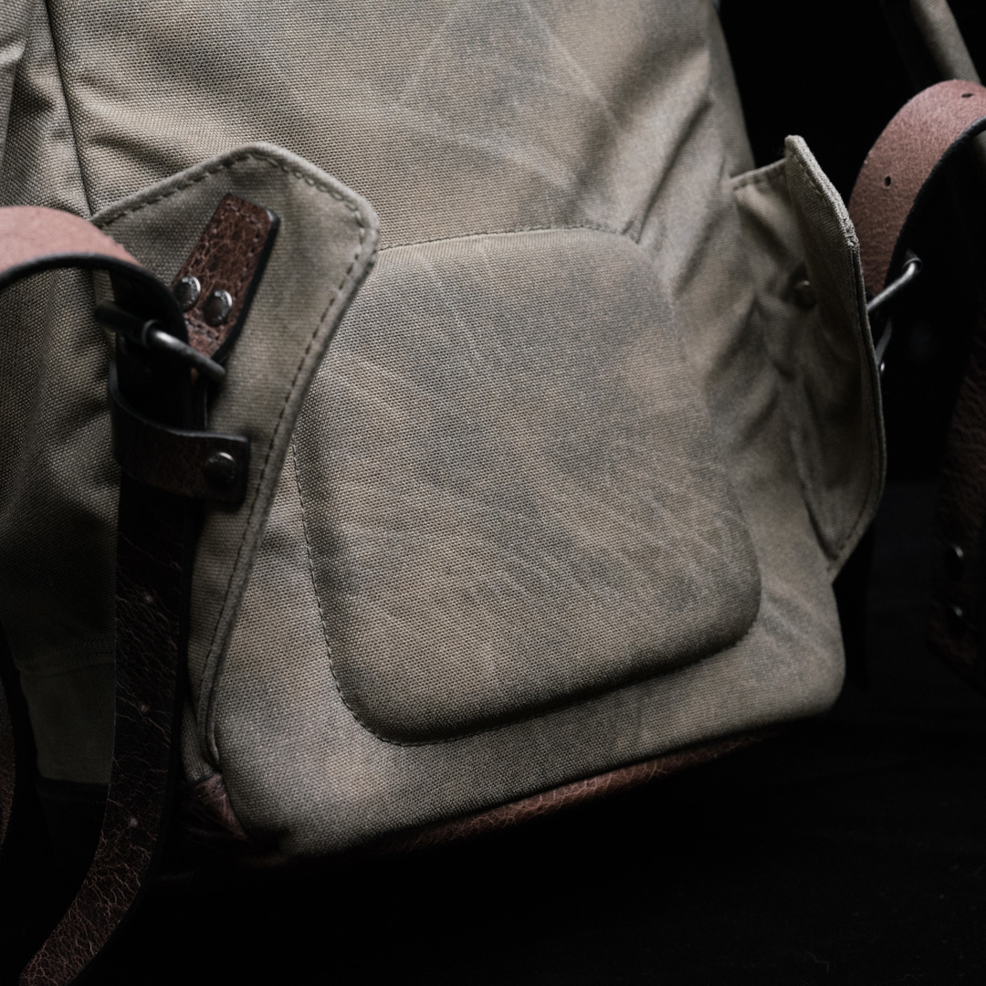 """SNIPER"" CORDURA ® NYLON CAMERA BACKPACK - 30 days preorder"