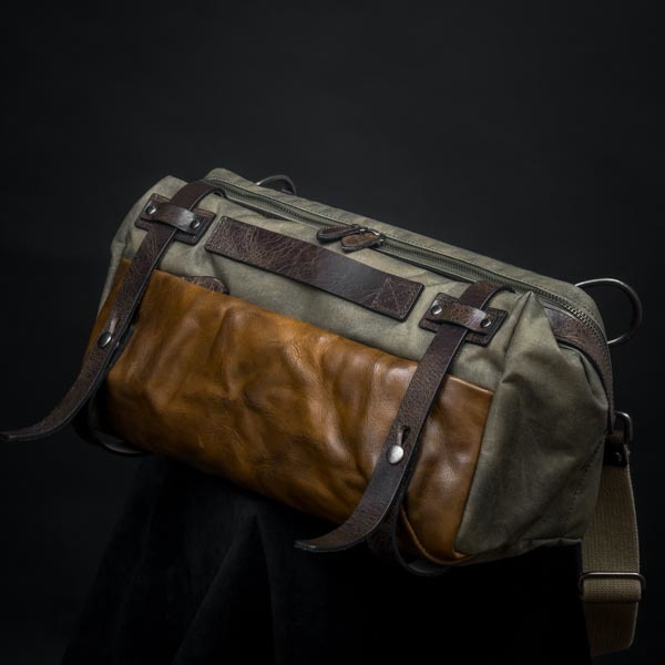 """EASY RIDER"" CORDURA ® NYLON SLING BAG"