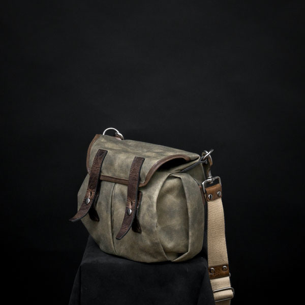 """TROOPER"" CORDURA ® CAMERA BAG (size XS)"