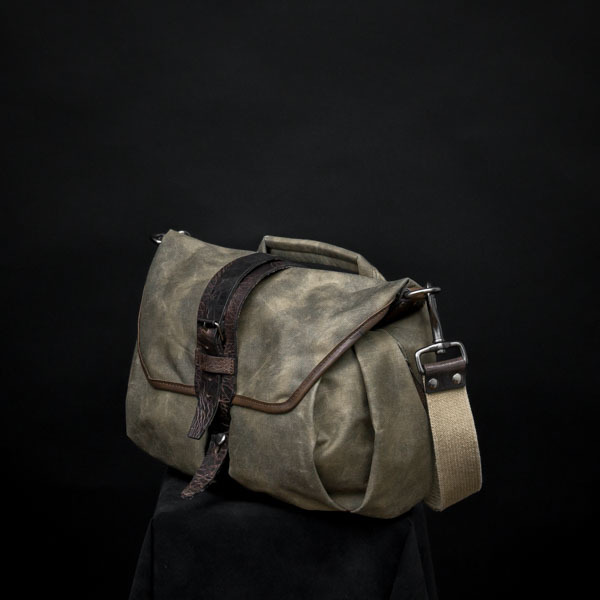 """TROOPER"" CORDURA ® NYLON CAMERA BAG (size S)"