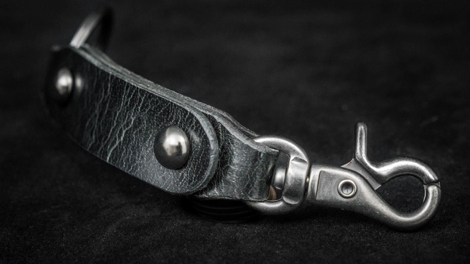 WOTANCRAFT 可拆式皮革鑰匙圈