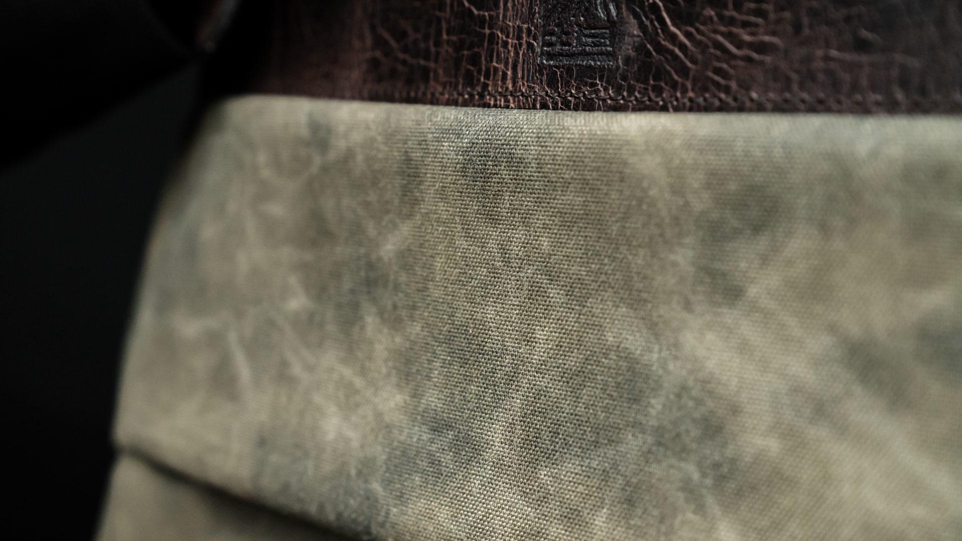 W.A.L Cordura fabric.
