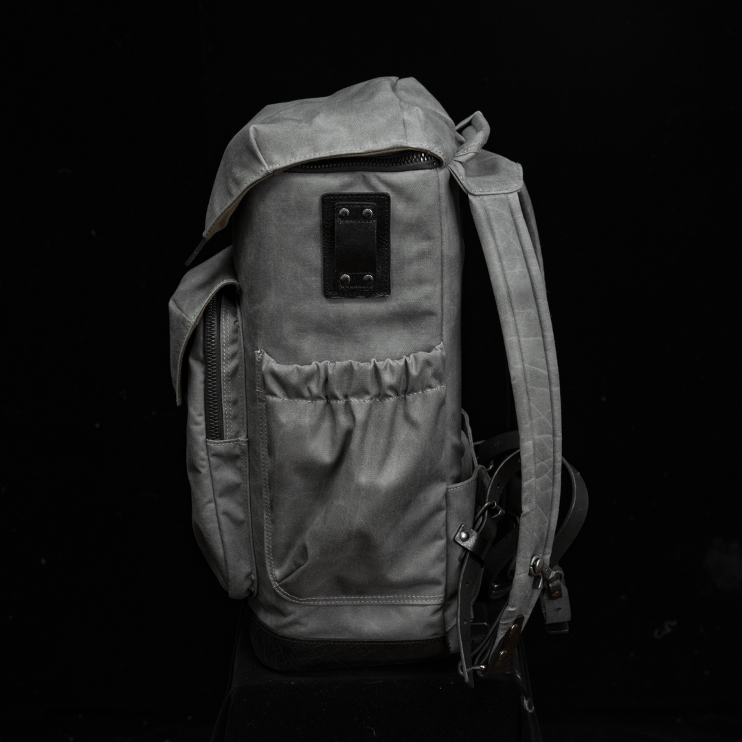 """SNIPER"" CORDURA ® NYLON CAMERA BACKPACK - 30 days preorder"