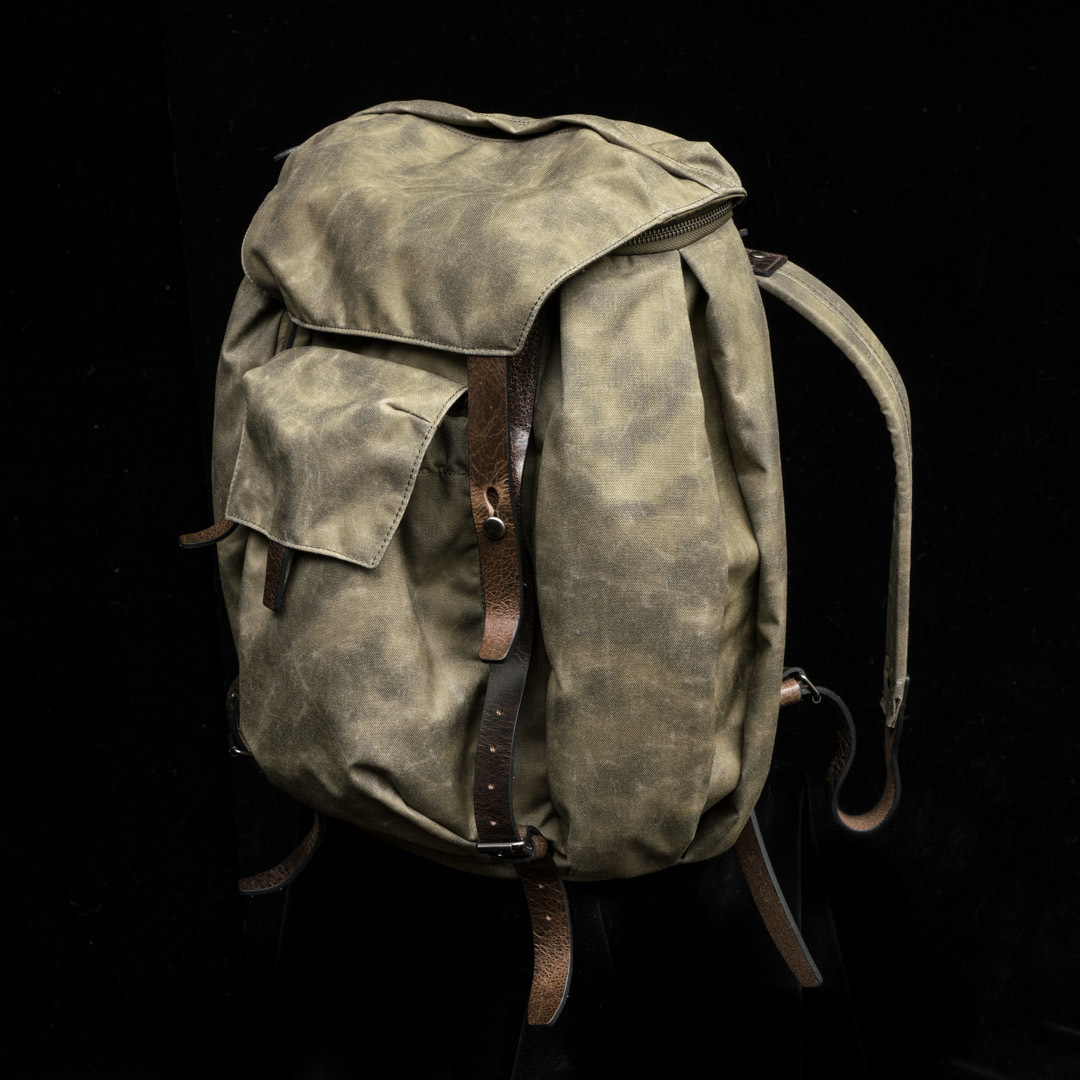 """REBEL"" CORDURA ® NYLON LIGHTWEIGHT BACKPACK - 60 days preorder"