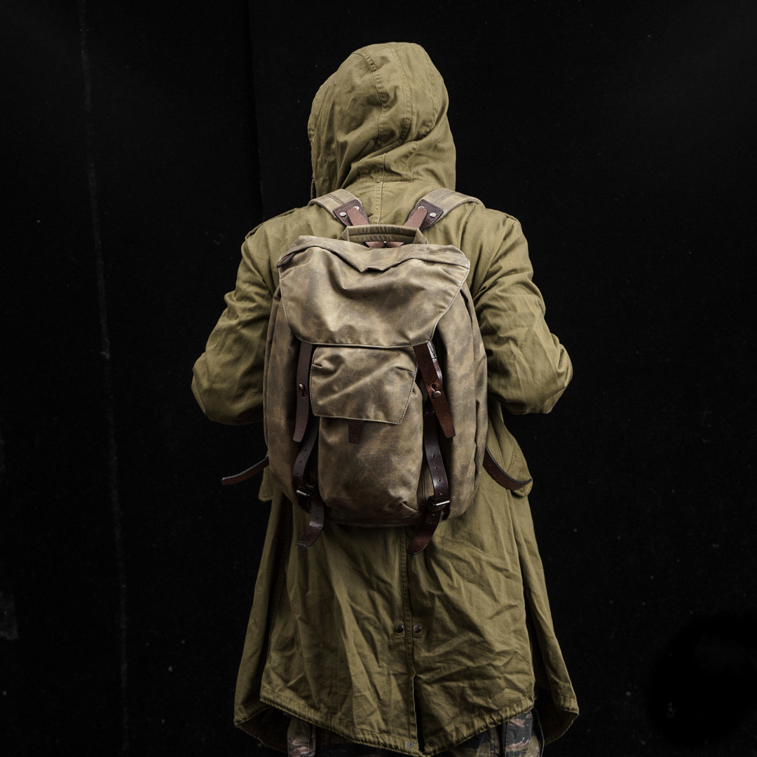 """REBEL"" CORDURA ® NYLON LIGHTWEIGHT BACKPACK - 20 days preorder"
