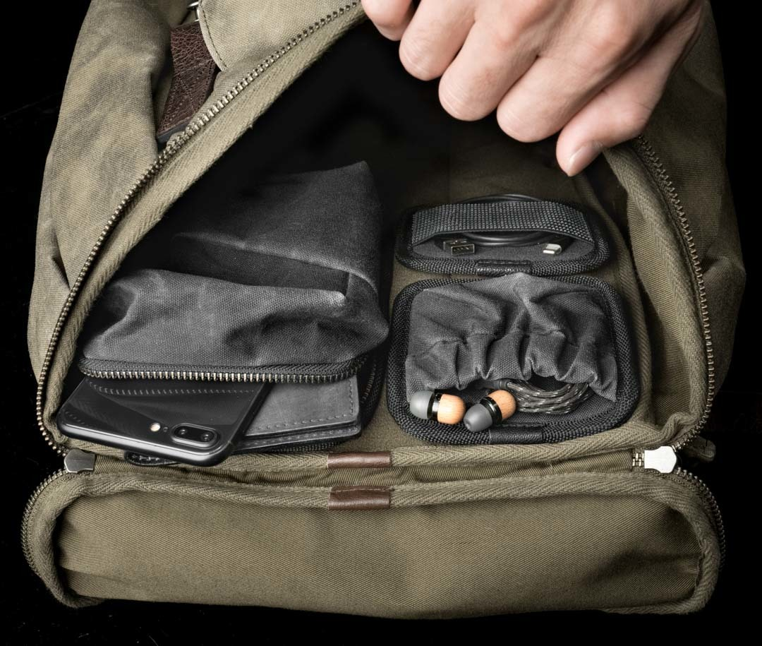 wotancraft cordura backpack rebel