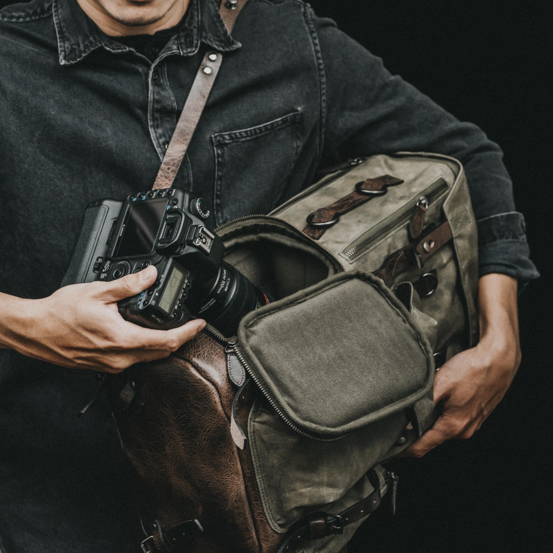 COMMANDER 指揮官相機背包