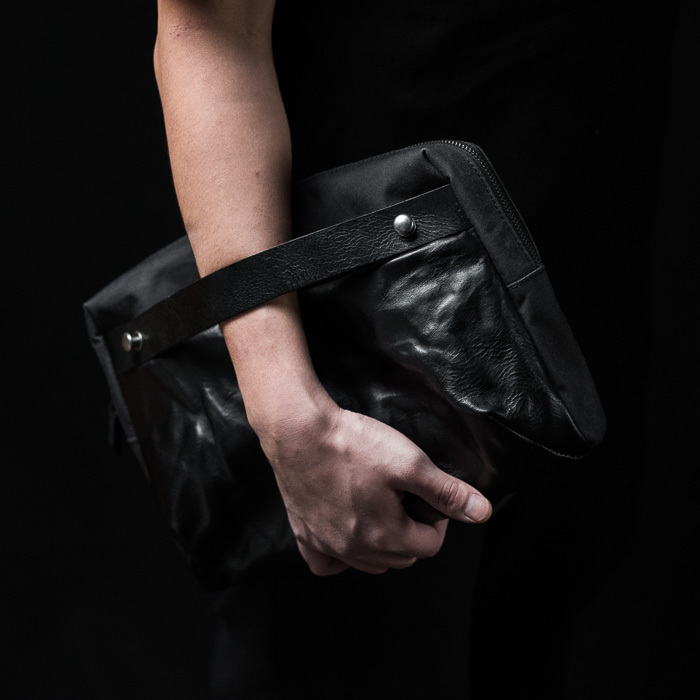 """AGENT"" CORDURA ® NYLON iPAD BAG"