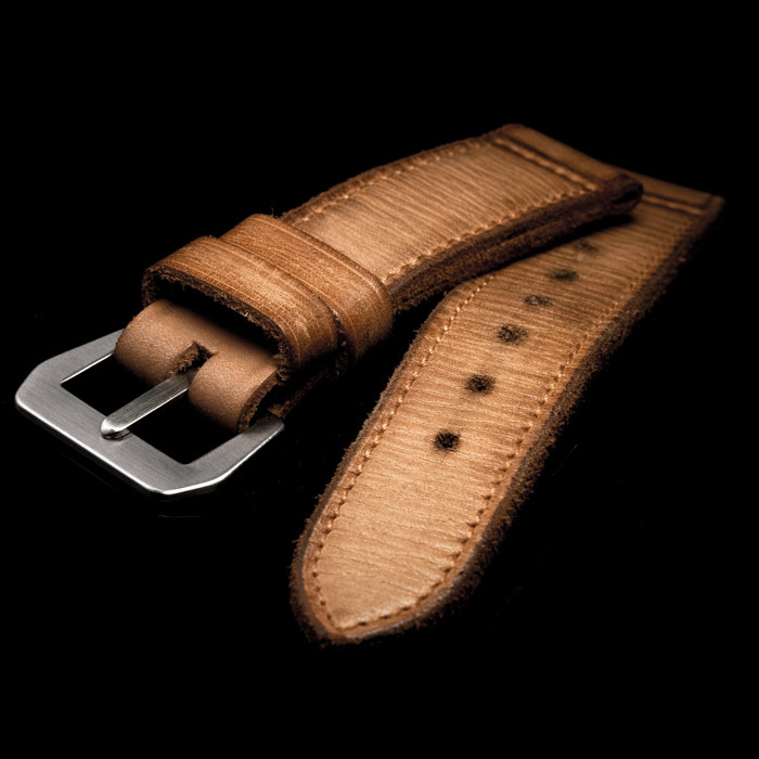 EGIZIANO MKI LEATHER WATCH STRAP