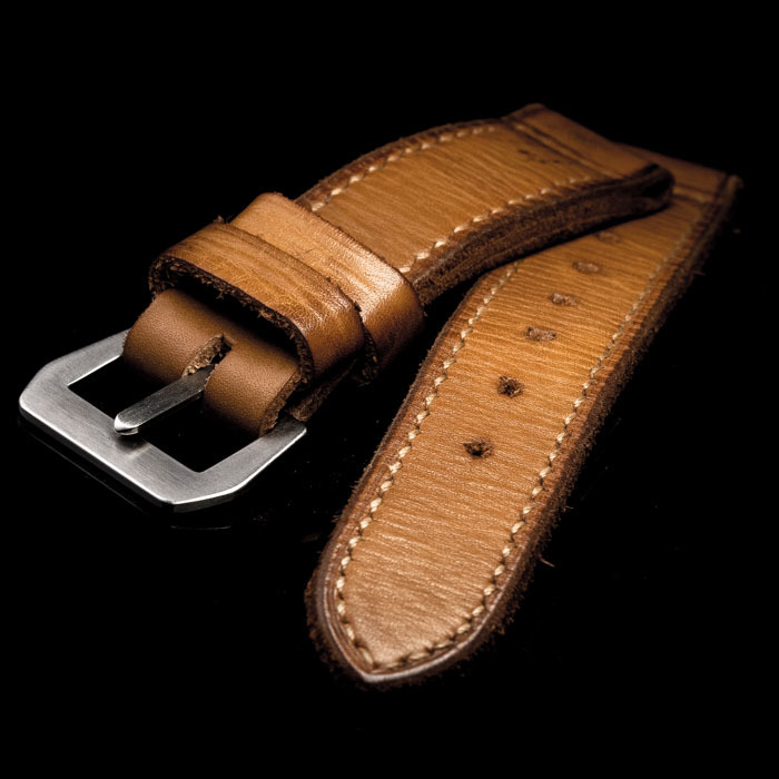 LEGEND #74 LEATHER WATCH STRAP