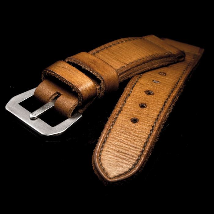 ACE ONE LEATHER WATCH STRAP
