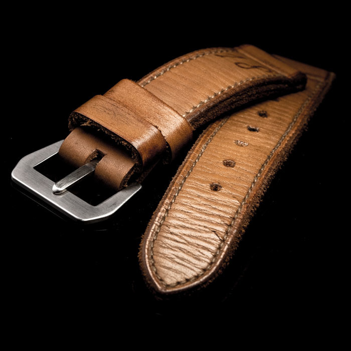 MARINA INCURSORI LEATHER WATCH STRAP