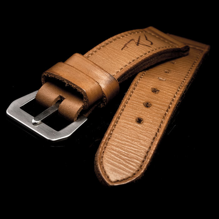 EGIZIANO MKII LEATHER WATCH STRAP