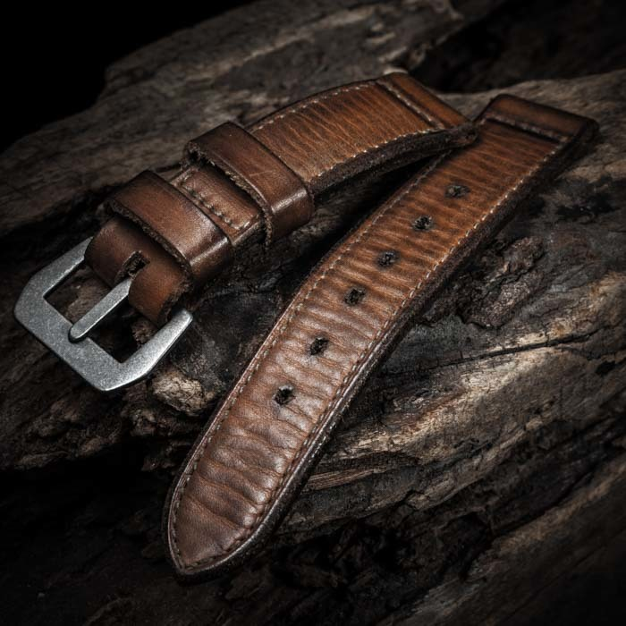 ALEXANDRO LEATHER WATCH STRAP