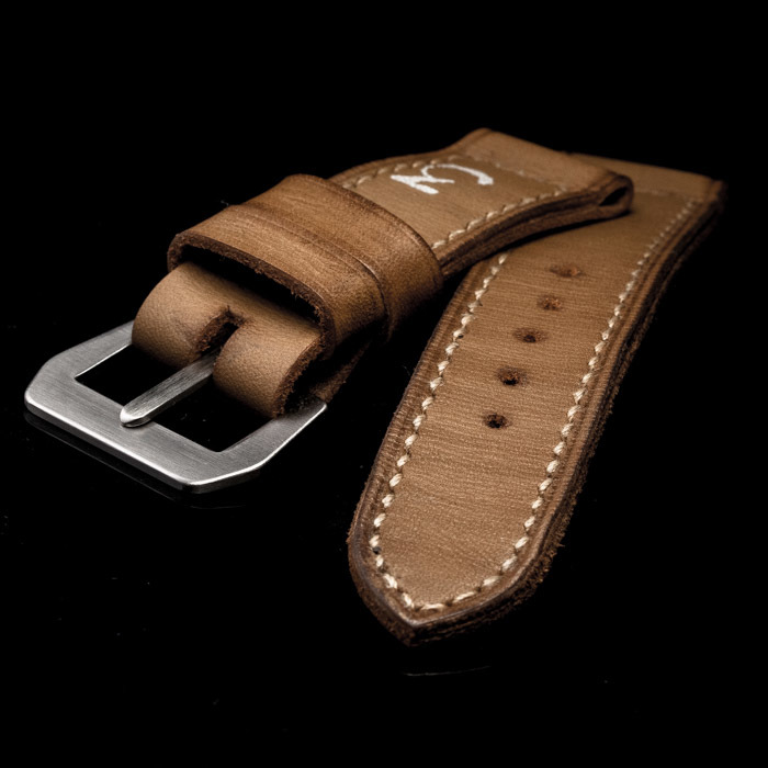 X-MAS COMMANDOS 013 LEATHER WATCH STRAP