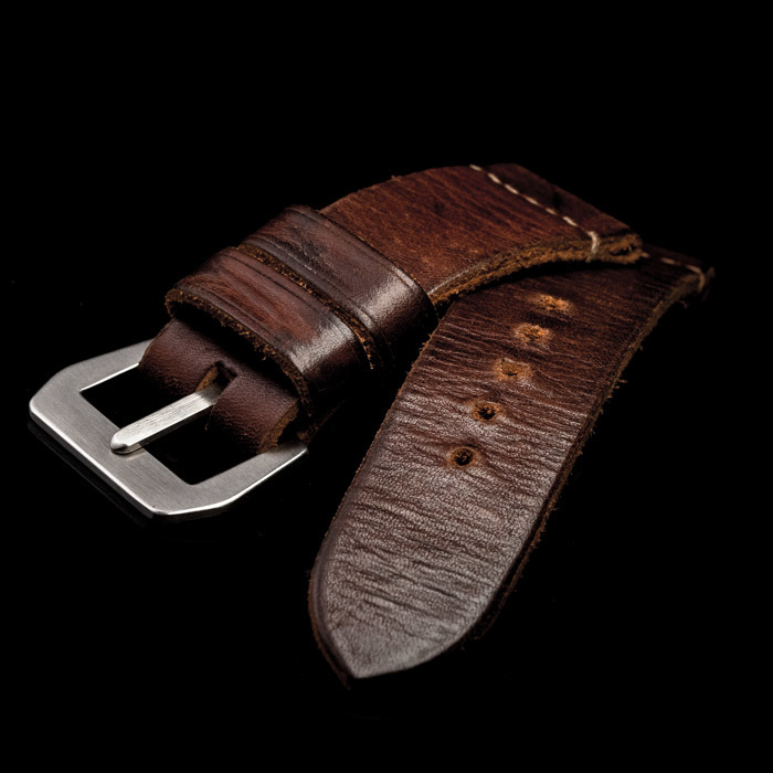 X-MAS COMMANDOS 020 LEATHER WATCH STRAP