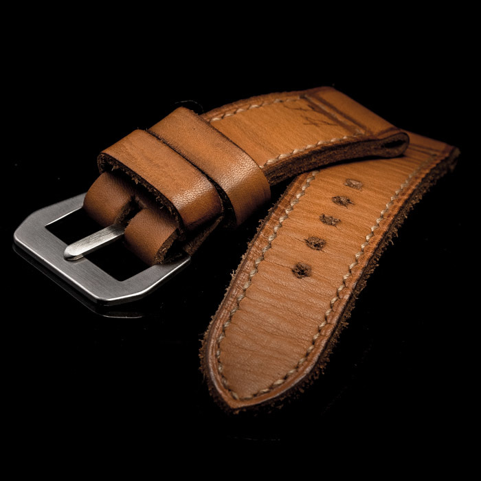 X-MAS COMMANDOS 021 LEATHER WATCH STRAP