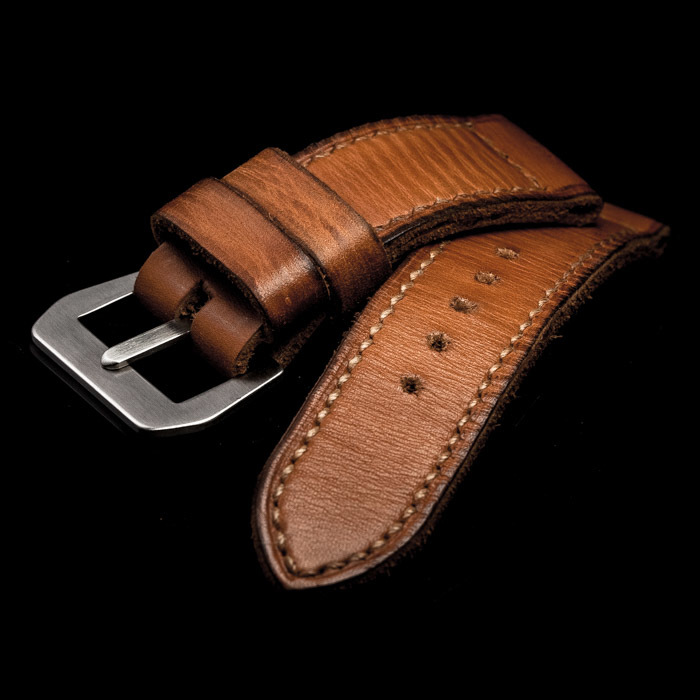 X-MAS COMMANDOS 022 LEATHER WATCH STRAP