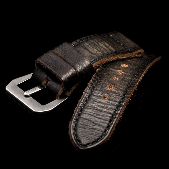 X-MAS COMMANDOS 026 LEATHER WATCH STRAP