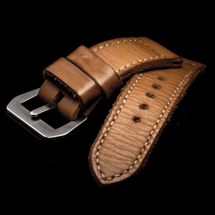 X-MAS COMMANDOS 028 LEATHER WATCH STRAP
