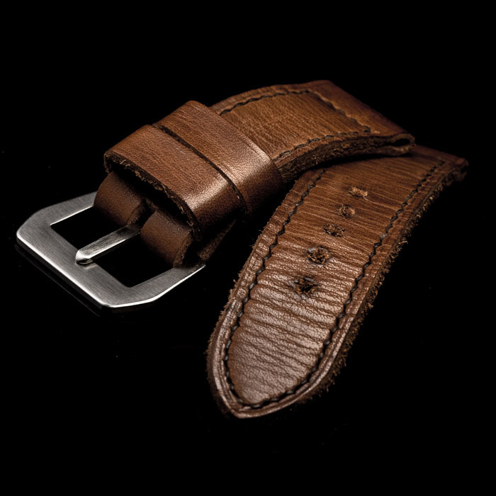 X-MAS COMMANDOS 030 LEATHER WATCH STRAP