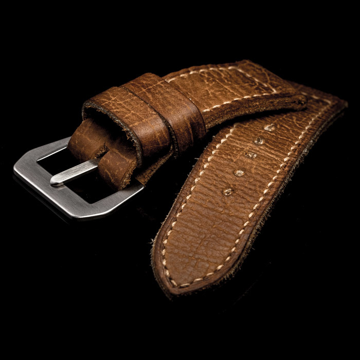 X-MAS COMMANDOS 039 LEATHER WATCH STRAP