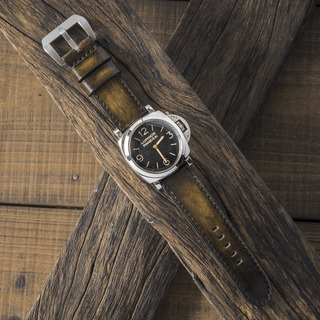 ARTIST 001 LEATHER WATCH STRAP