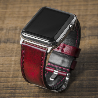 ARTIST 003 LEATHER WATCH STRAP (for Apple Watch)