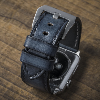 ARTIST 002 LEATHER WATCH STRAP (for Apple Watch)
