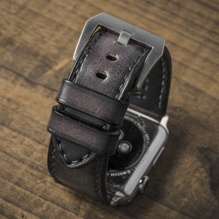 ARTIST 004 LEATHER WATCH STRAP (for Apple Watch)