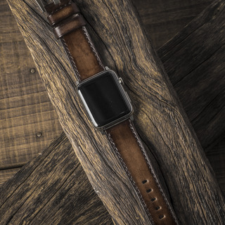 ARTIST 005 LEATHER WATCH STRAP (for Apple Watch)