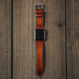 ARTIST 006 LEATHER WATCH STRAP (for Apple Watch)