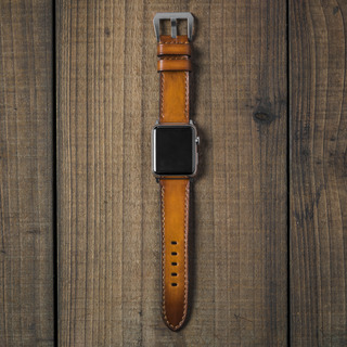 ARTIST 007 LEATHER WATCH STRAP (for Apple Watch)
