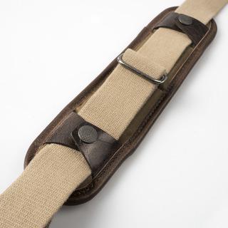 DETACHABLE SHOULDER PAD (Khaki brown, 1pcs, M size)