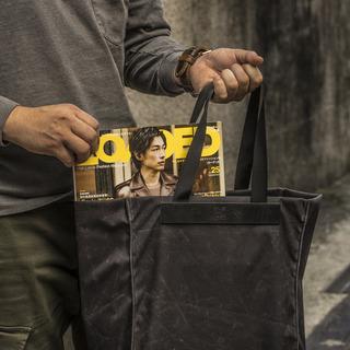 CORDURA ® 尼龍「揉不爛」帆布購物手提袋 18L