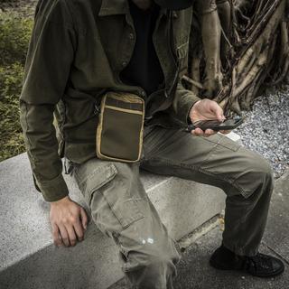 """""""PILOT"""" BROMPTON BAG 7L (includes 2 pouch modules , zipper & water bottle)"""
