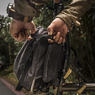 """""""PIONEER"""" BASKET BAG (Carrier Frame & Aluminum Skeleton NOT included)"""