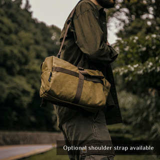 """""""PIONEER"""" EXPANDABLE FRONT BAG M (Carrier Frame NOT included)"""