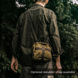 """""""PIONEER"""" STEM BAG (Bottle Pouch NOT included)"""