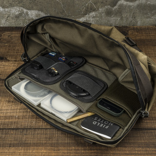 """""""PIONEER"""" EXPANDABLE FRONT BAG L (Carrier Frame NOT included)"""