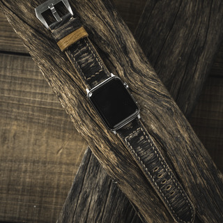 VINTAGE SCUFF AGED STRAPS 001 (for Apple Watch)