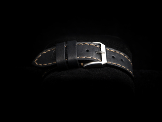 WWII LEATHER WATCH STRAP #00