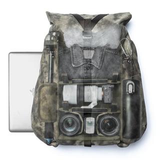 「NOMAD ノマド」旅行用カメラバックパック 25L