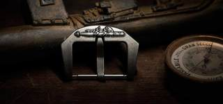 """""""S.L.C TORPEDO"""" BUCKLE (for strap width 26mm)"""
