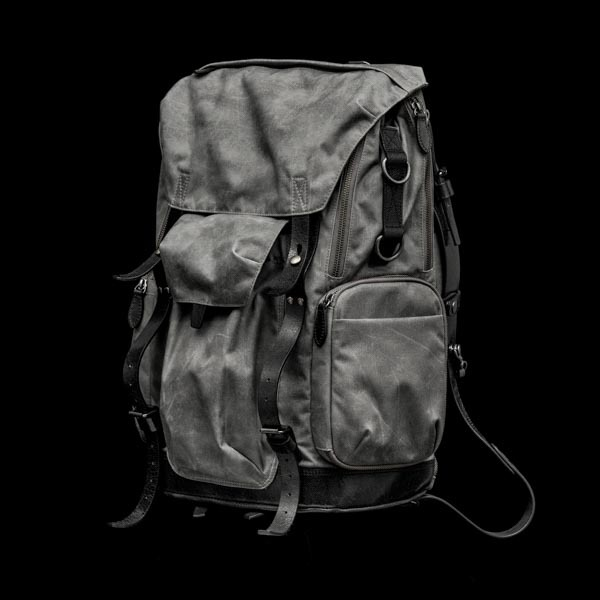 """COMMANDER"" CORDURA ® NYLON CAMERA BACKPACK"