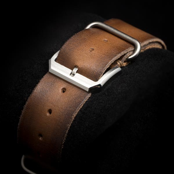 WWII LEATHER WATCH STRAP #73nato-rolex